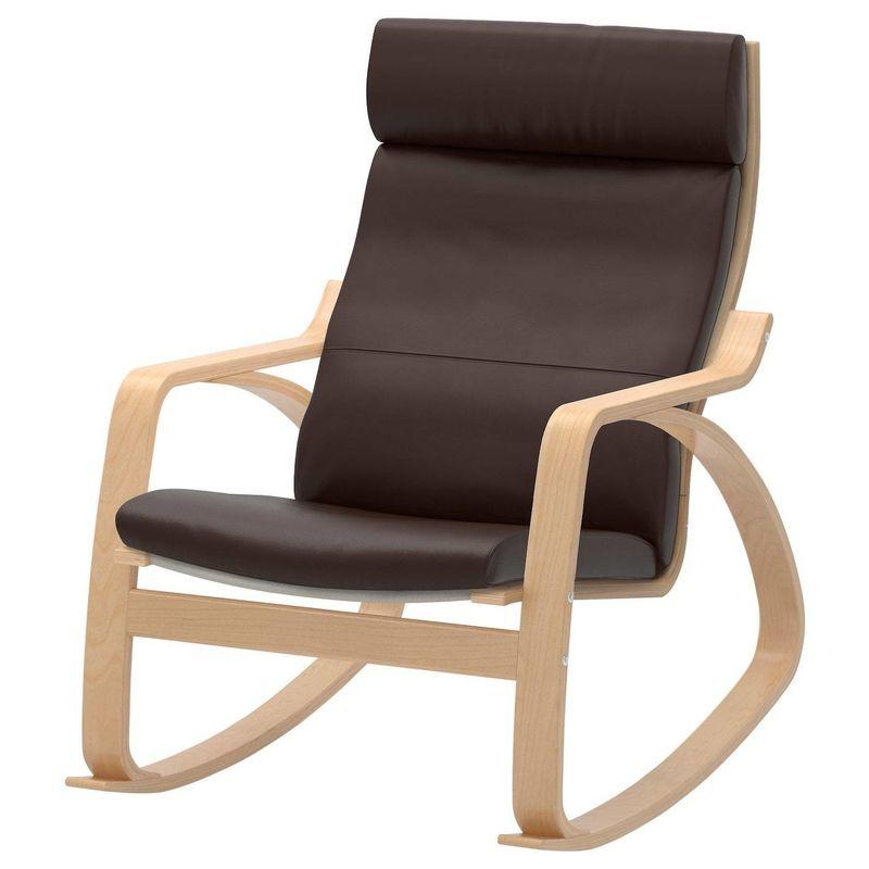 Кресло IKEA Поэнг 792.816.91 - фото 1