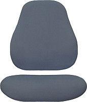 COMF-PRO Чехол для стула Match (серый стрейч) - фото 1