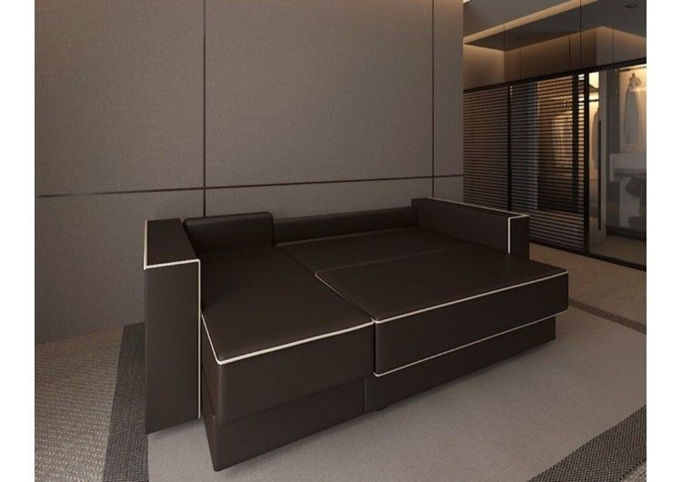 Диван Настоящая мебель Константин Орландо угловой белый - фото 4