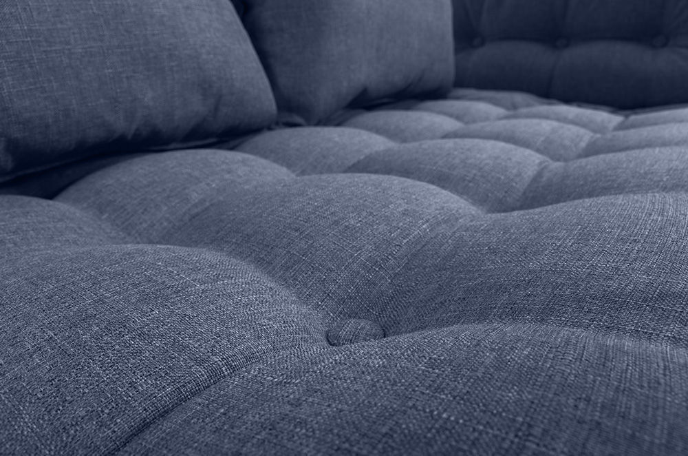 Диван Woodcraft Кушетка Балтик Textile Blue - фото 11