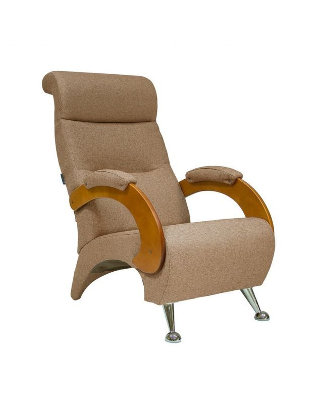 Кресло Impex Модель 9-Д орех (Мальта 15) - фото 1