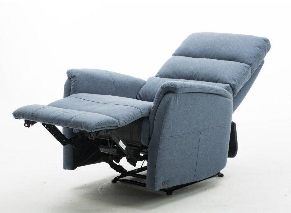 Кресло Arimax Dr Max DM05002 (Джинс) - фото 4