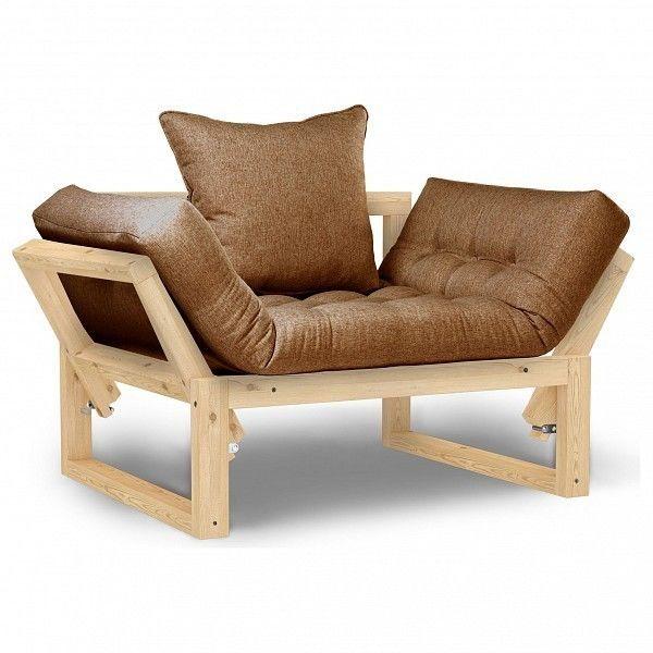 Кресло Anderson Амбер AND_120set275, коричневый - фото 1
