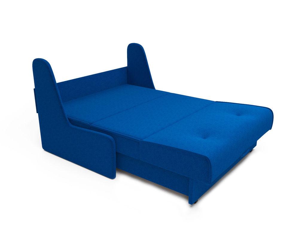 Диван Мебель-АРС Аккордеон №2 синий (140х195) - фото 6