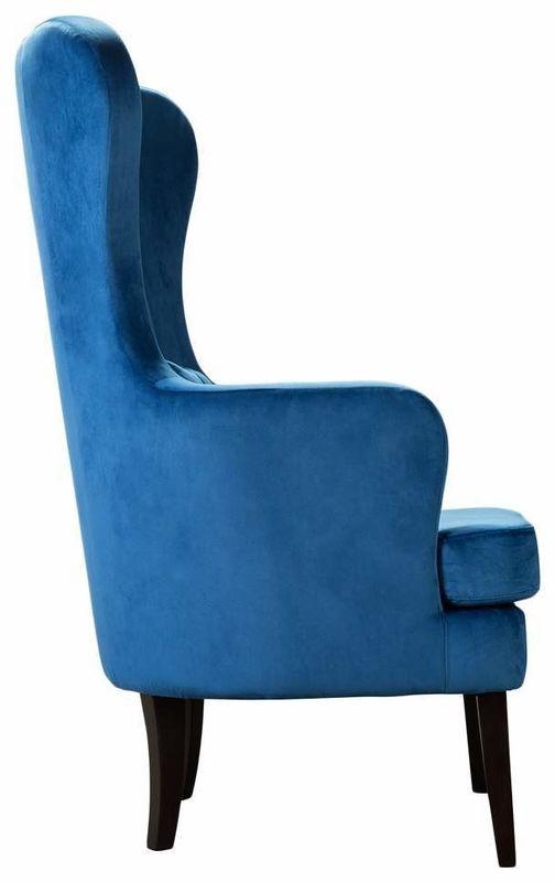 Кресло R-Home Хилтон RST_400081_blue, синий - фото 3