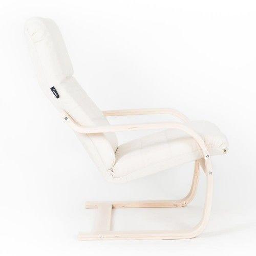 Кресло Greentree Сайма береза/ткань Гардения - фото 3