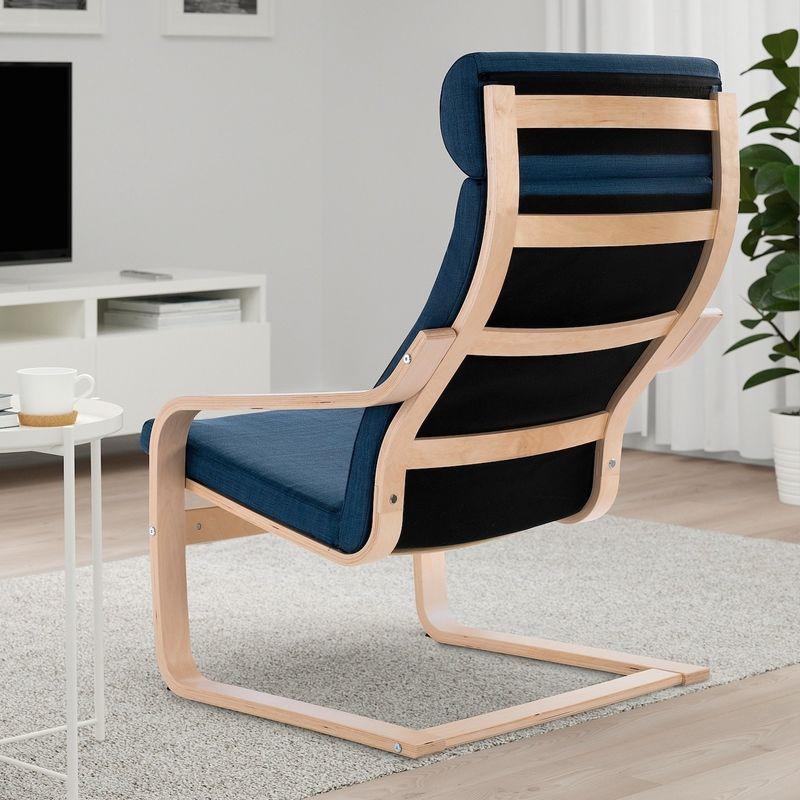 Кресло IKEA Поэнг 793.027.97 - фото 2