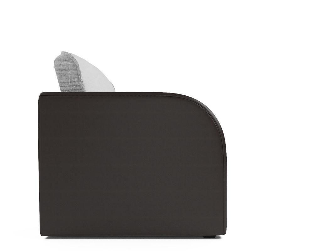 Диван Мебель-АРС Малютка (рогожка серая) - фото 4