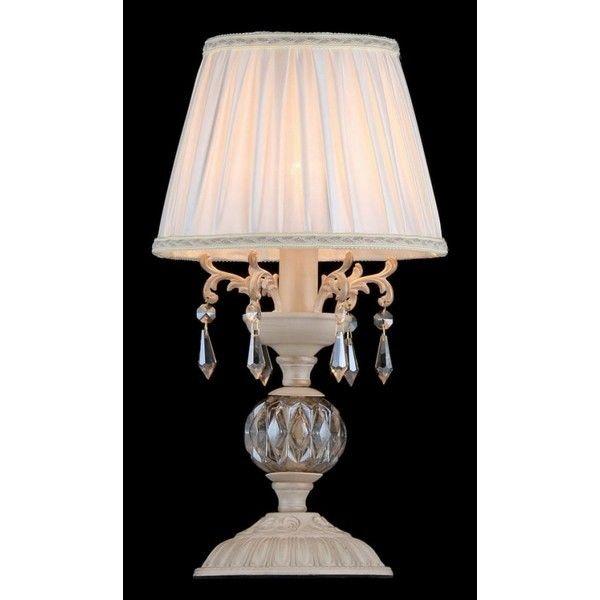Настольный светильник Maytoni Elegant 58 ARM335-11-W - фото 1