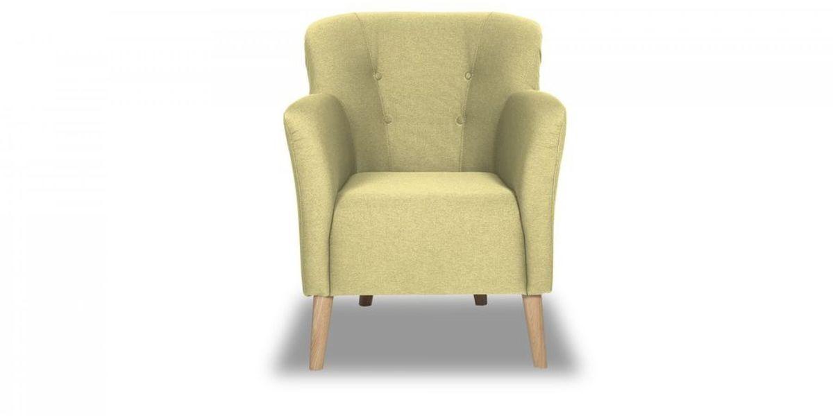 Кресло WOWIN Ингрид (Арахисовая рогожка) - фото 2