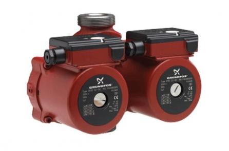 Насос для воды Grundfos UPSD 40-60/2F - фото 1