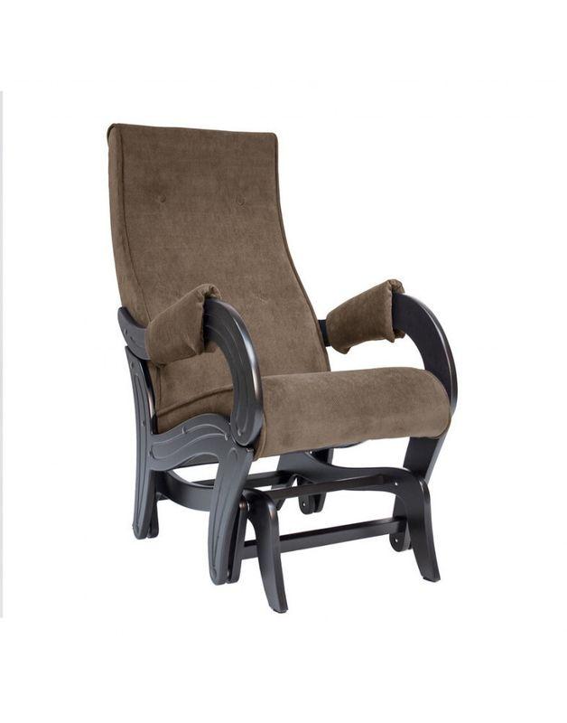 Кресло Impex Кресло-гляйдер Модель 708 Verona (light grey) - фото 2