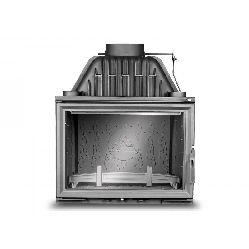 Камин KAW-MET W17 14 кВт - фото 1