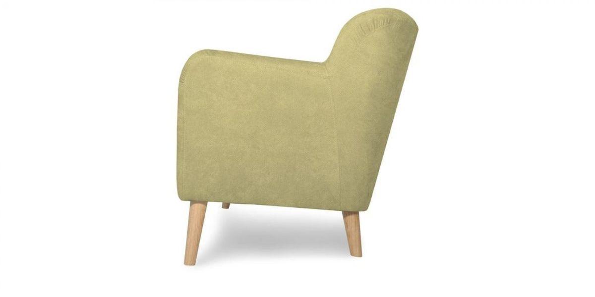 Кресло WOWIN Ингрид (Арахисовая рогожка) - фото 4
