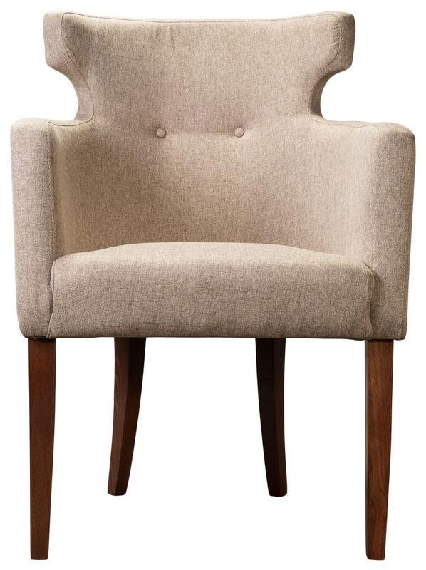 Кресло R-Home Виго RST_400069_Brown, бежевый - фото 1