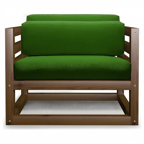 Кресло Anderson Магнус AND_125set440, зеленый - фото 1