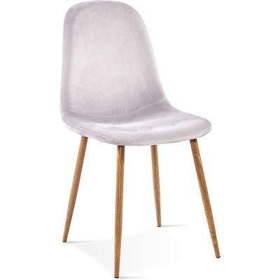 Кухонный стул Atreve Simon 2 (серый/дуб) - фото 1