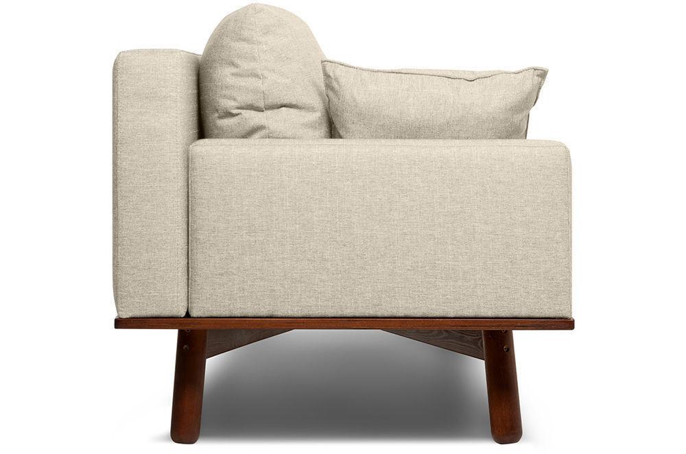 Диван Woodcraft Миннесота Textile Beige - фото 4