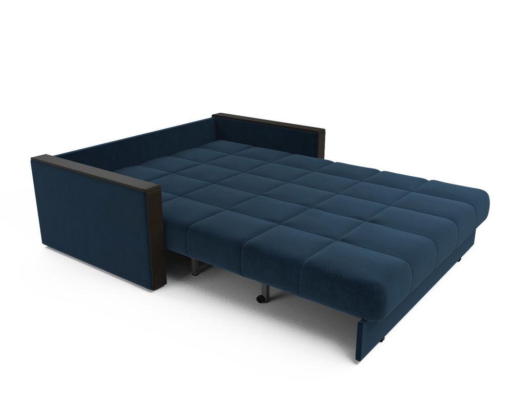 Диван Мебель-АРС Техас (темно-синий - Luna 034) - фото 6