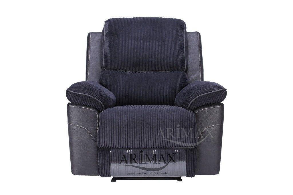 Кресло Arimax Брукс (Ежевика) - фото 3