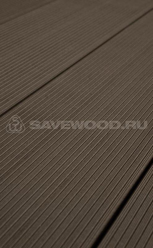 Декинг Savewood SW Salix темно-коричневый - фото 1