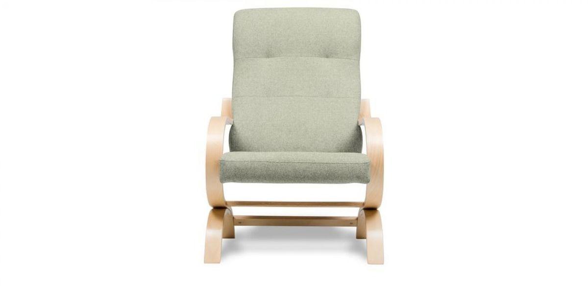 Кресло WOWIN Вейв (Платиновый велюр) - фото 2