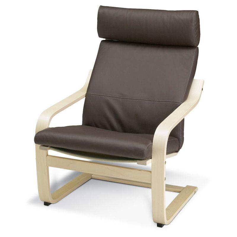 Кресло IKEA Поэнг 792.514.63 - фото 1