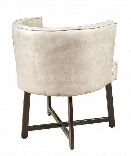Кресло Sundays HOME NOTTI, 640*600*750мм - фото 2
