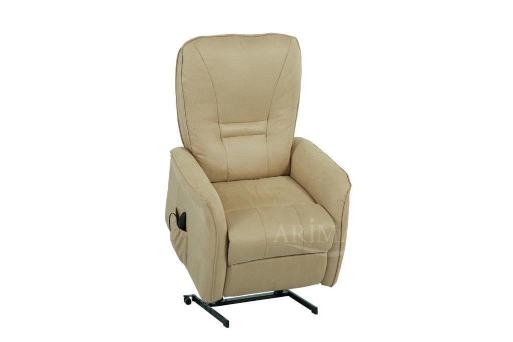 Кресло Arimax Dr Max DM02007 (Песочно-коричневый) - фото 5
