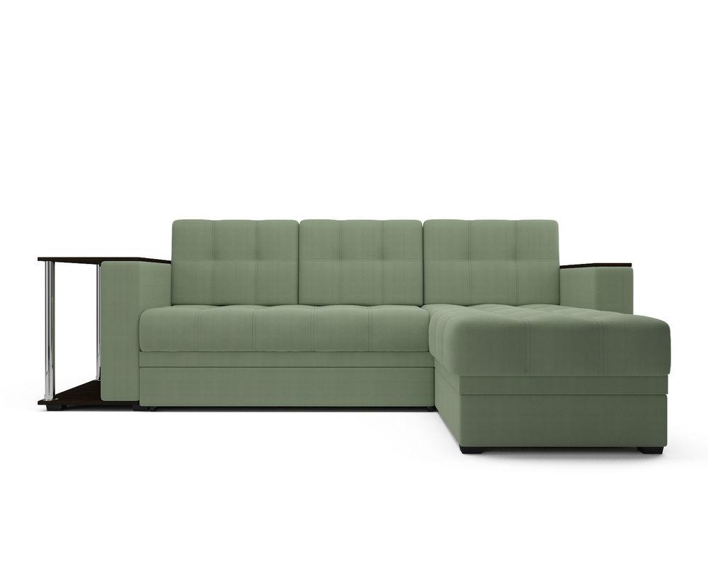 Диван Мебель-АРС Атланта (зеленый) - фото 1