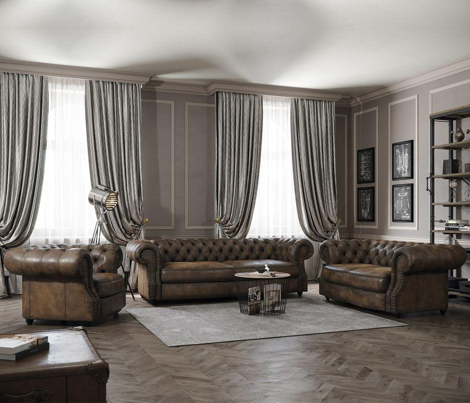Элитная мягкая мебель Balito Честерфилд - фото 1
