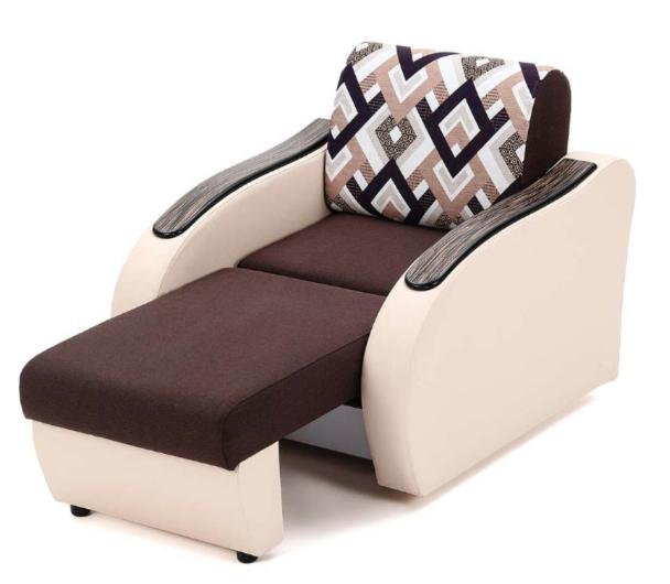 Кресло Царицыно Гауди раскладное (формованная подушка) - фото 2
