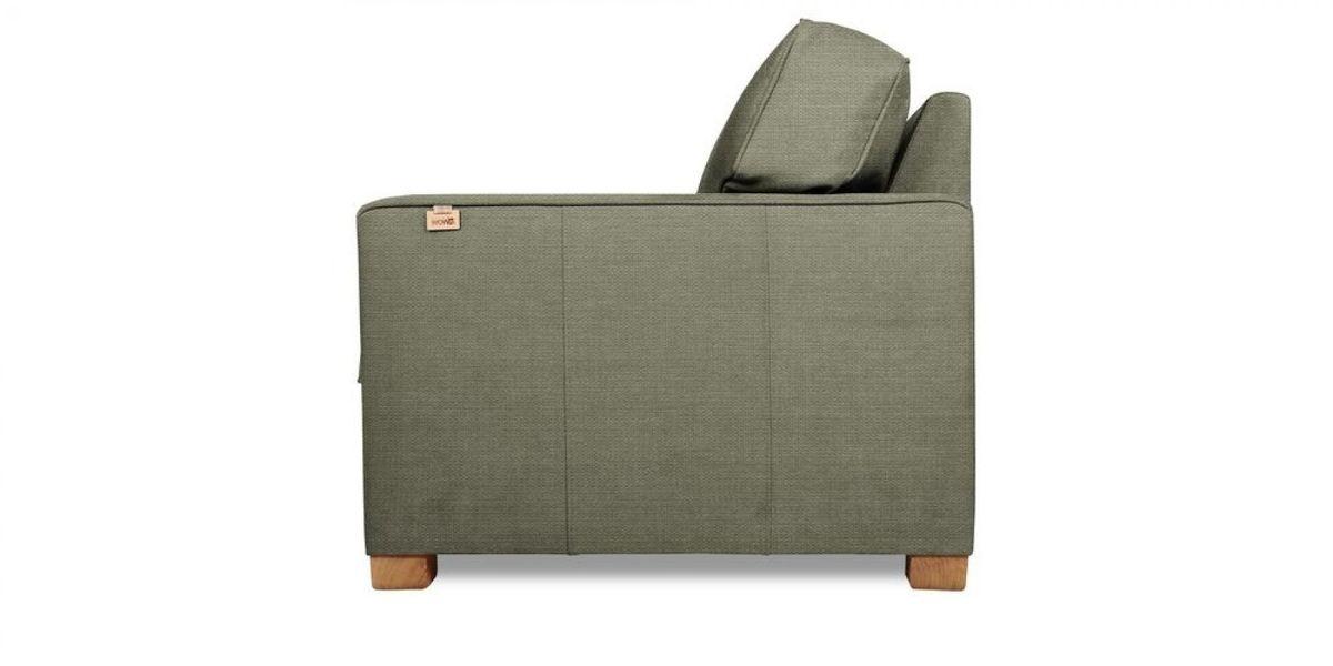Кресло WOWIN Табу (Металлическо-серая рогожка) - фото 3