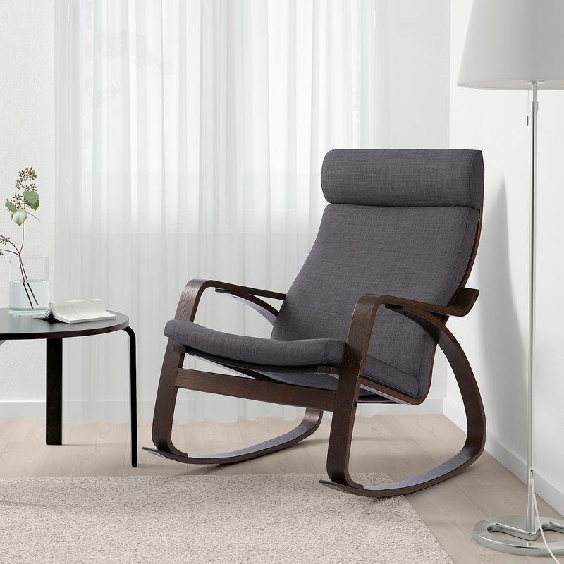 Кресло IKEA Поэнг 493.028.31 - фото 3