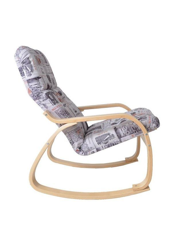 Кресло Impex Сайма натуральный (coffe) - фото 3