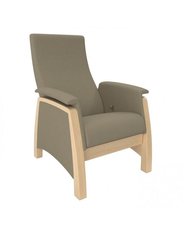 Кресло Impex Кресло-гляйдер Модель Balance-1 натуральный (Montana 904) - фото 1