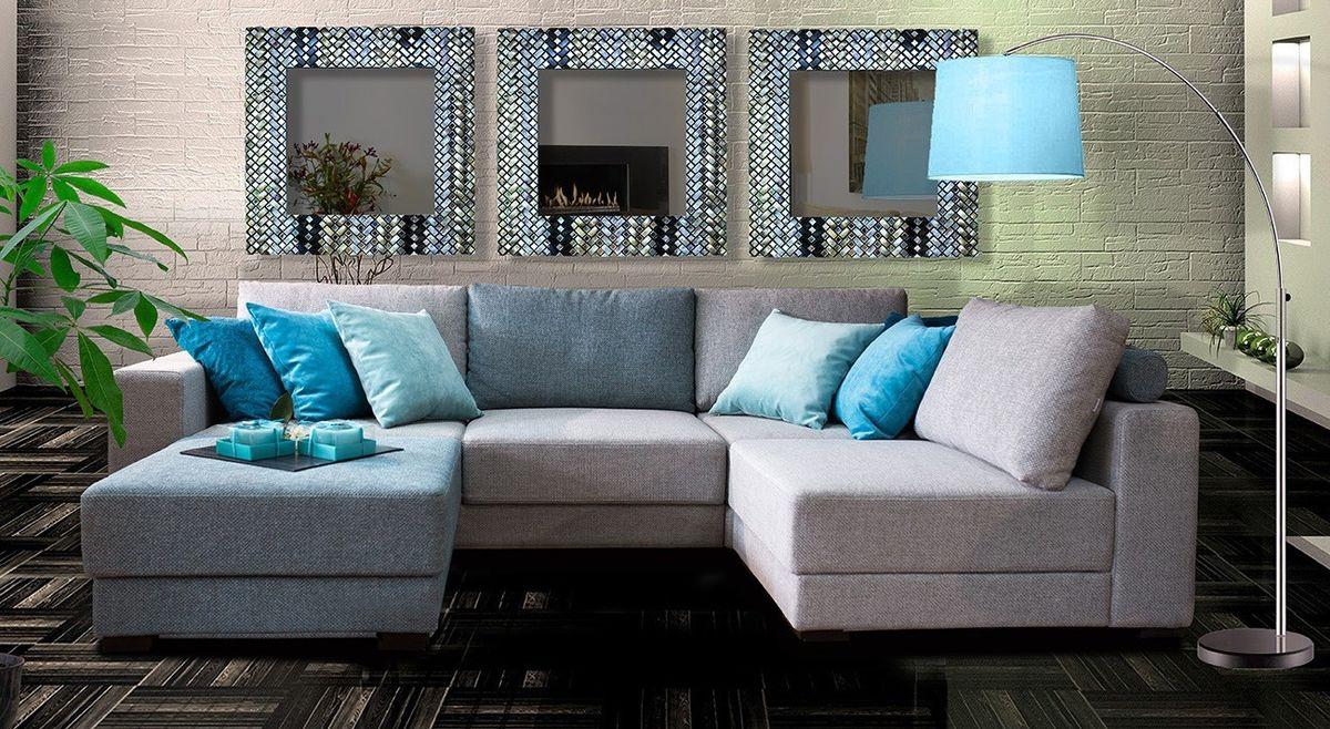 зачастую угловые диваны с берюзовава желтыми подушками фото одна коллекция, которая