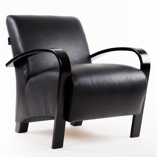 Кресло Greentree Балатон венге/экокожа Шоколад - фото 4