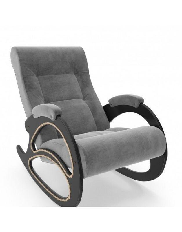Кресло Impex Модель 4 Verona (Antrazite grey) - фото 1