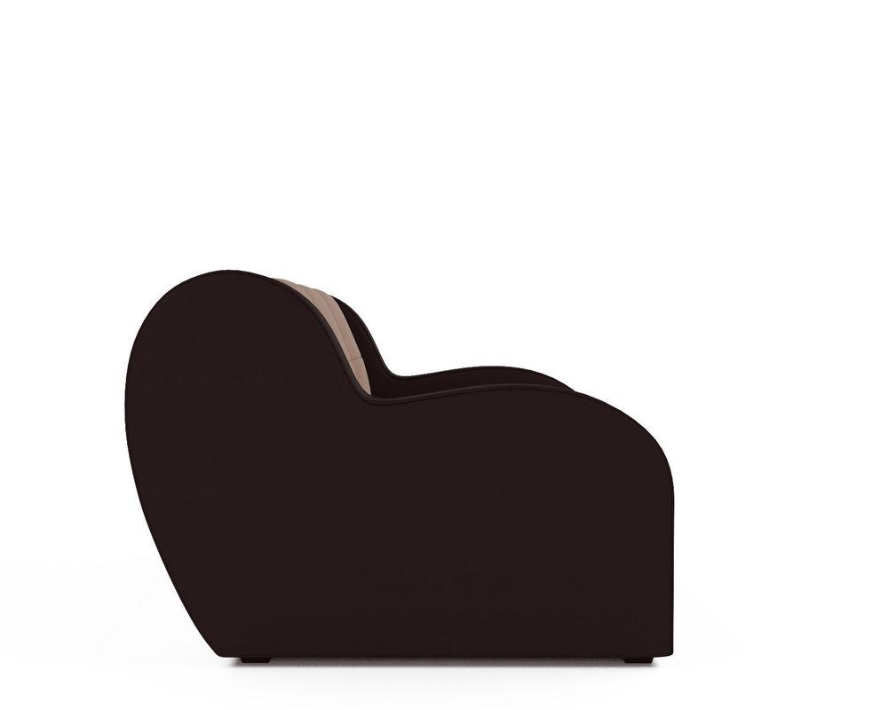 Кресло Мебель-АРС Аккордеон Барон кордрой (микровелюр + экокожа) - фото 3