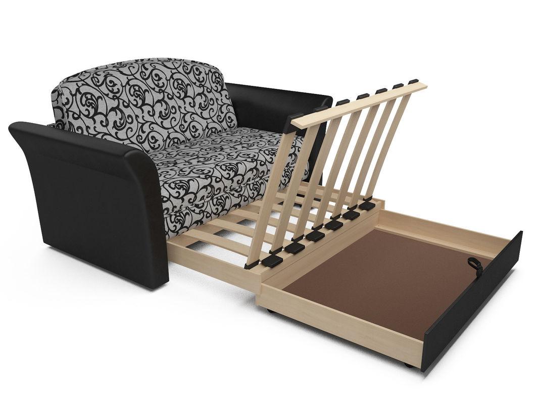 Диван Мебель-АРС Малютка №2 (кантри-кожа) - фото 5