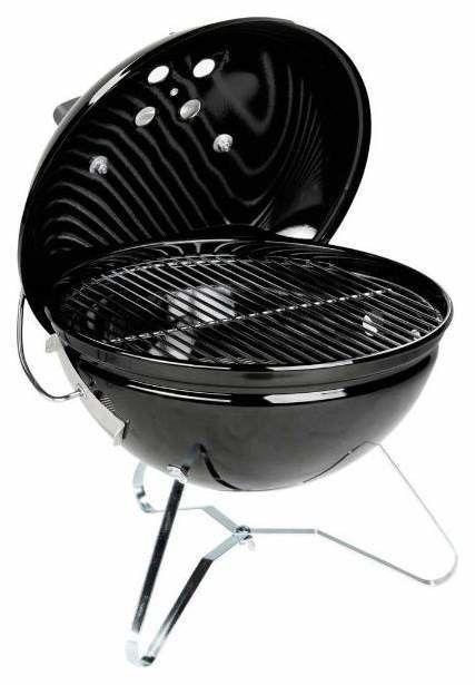 Мангал Weber Smokey Joe Premium 37см черный (1121004) - фото 2