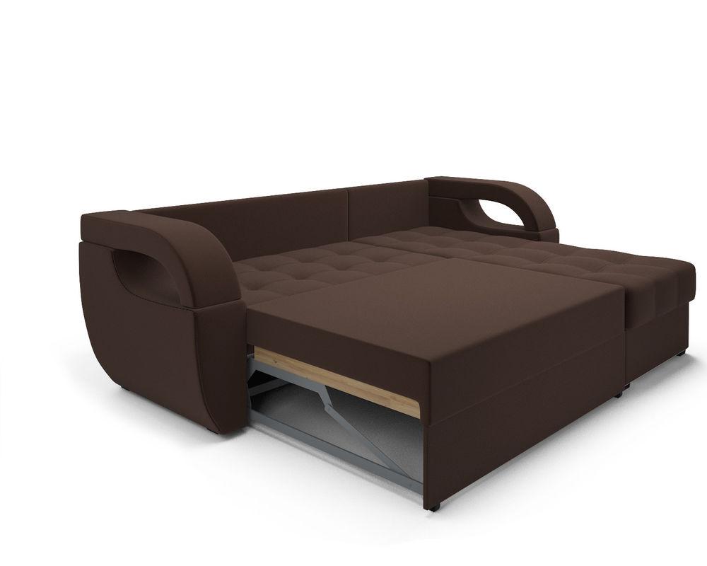 Диван Мебель-АРС Мартин (кордрой коричневый) - фото 5