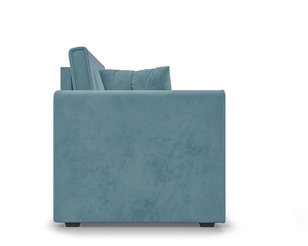 Кресло Мебель-АРС Санта (велюр голубой - Luna 089) - фото 4