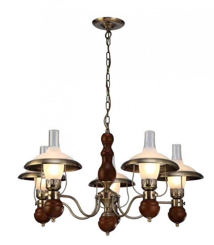 Светильник Arte Lamp Capanna A4533LM-5AB - фото 1