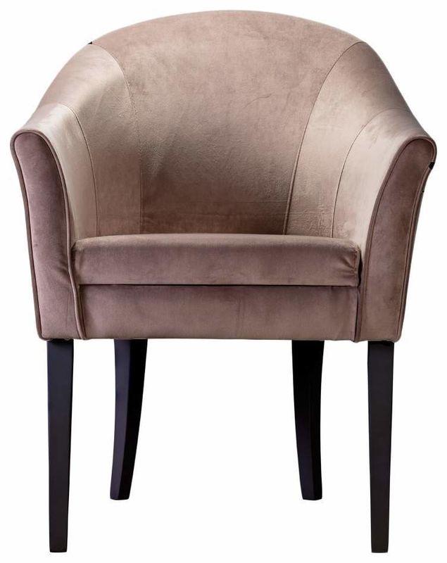 Кресло R-Home Тоскана RST_400068_silver, бежевый - фото 1