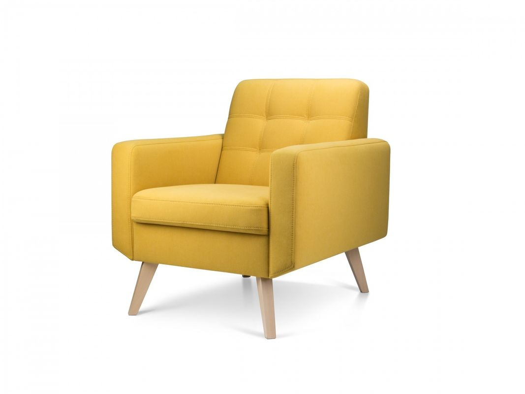 Кресло Sonit Берген 80x88x88.5 (Cotone 2861) - фото 1