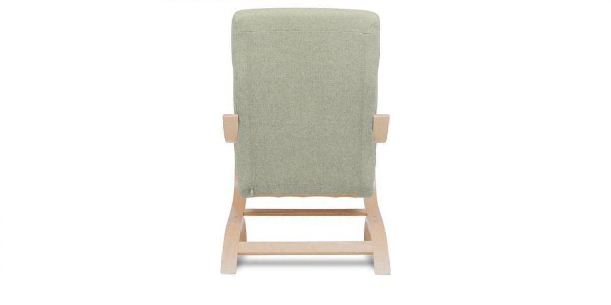 Кресло WOWIN Вейв (Платиновый велюр) - фото 5