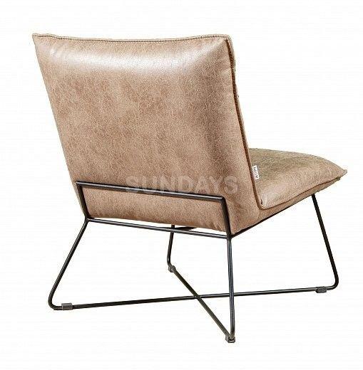 Кресло Sundays Home Loft 700x800x830мм - фото 3