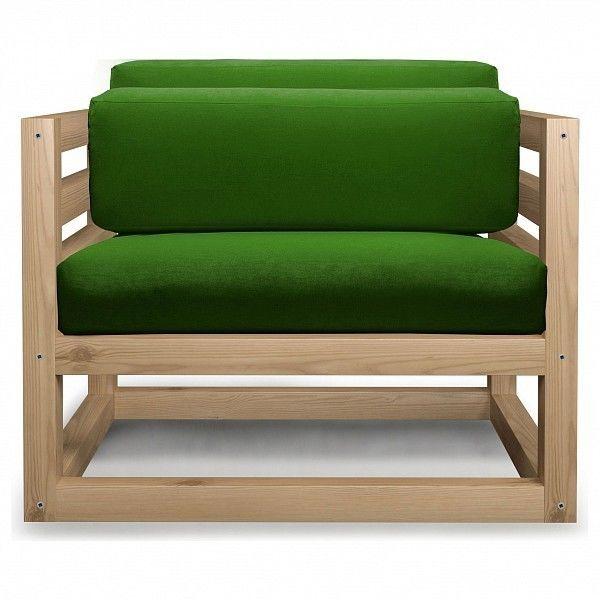Кресло Anderson Магнус AND_125set441, зеленый - фото 1